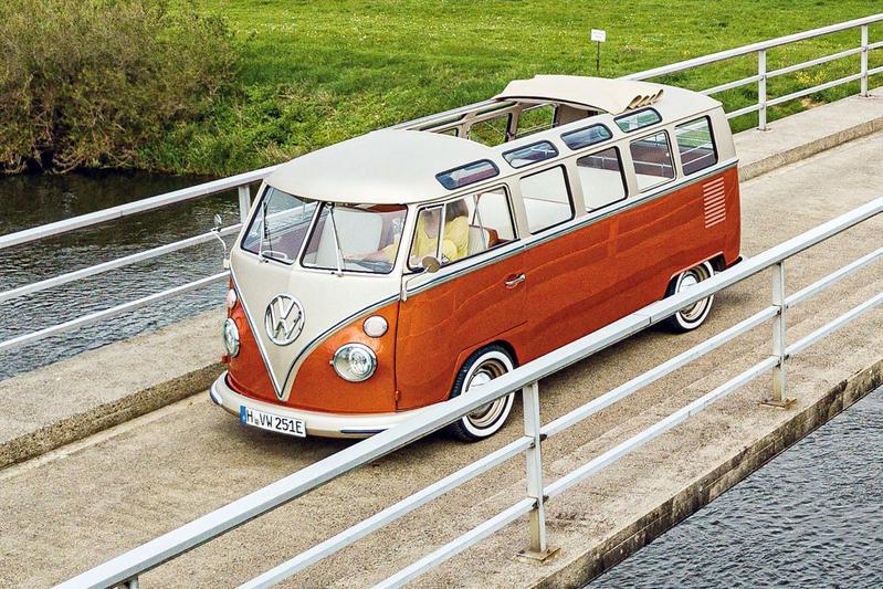 Volkswagen T1 elektrisch - Reportage