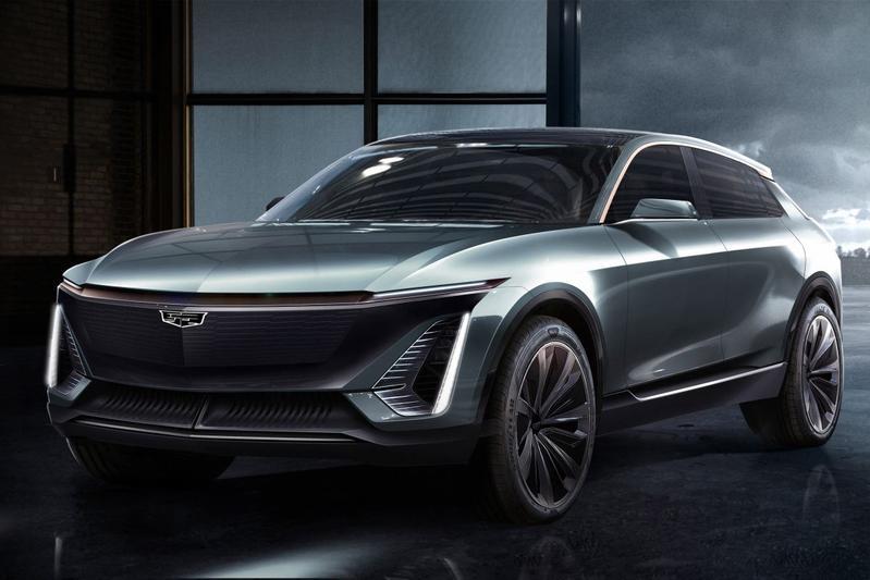 Cadillac Blikt Vooruit Op Elektrische Suv Autoweek Nl