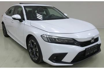 Nieuwe Honda Civic Sedan duikt op