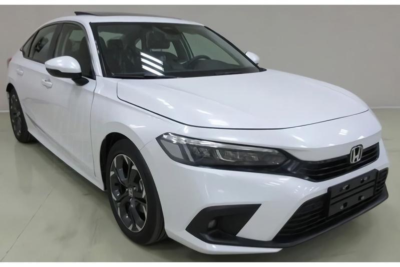 Honda Civic Sedan China gelekt