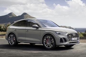 Audi prijst Q5 Sportback en gefacelifte Q5