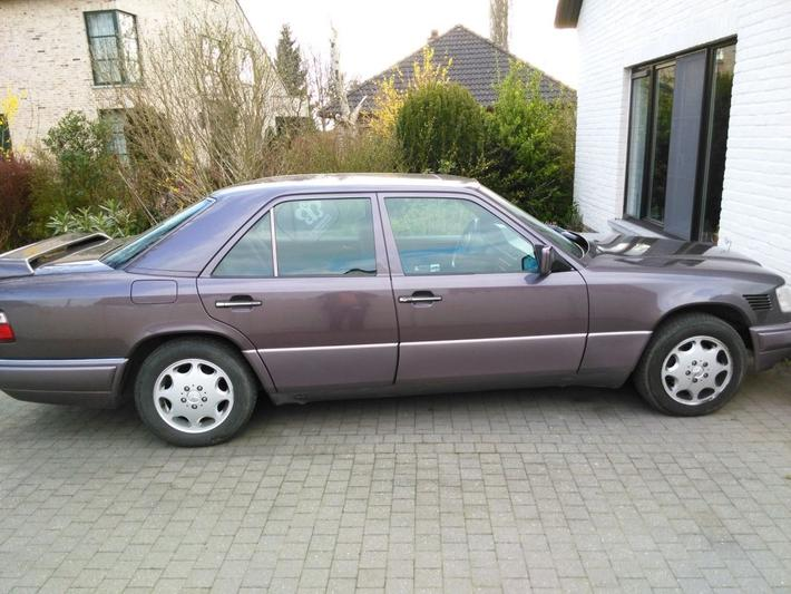 Mercedes-Benz E 250 Diesel (1993)