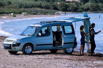 Facelift Friday: Citroën Berlingo / Peugeot Partner