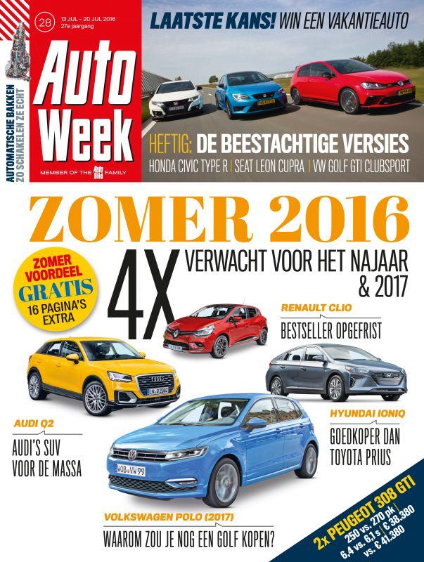 AutoWeek 28 2016