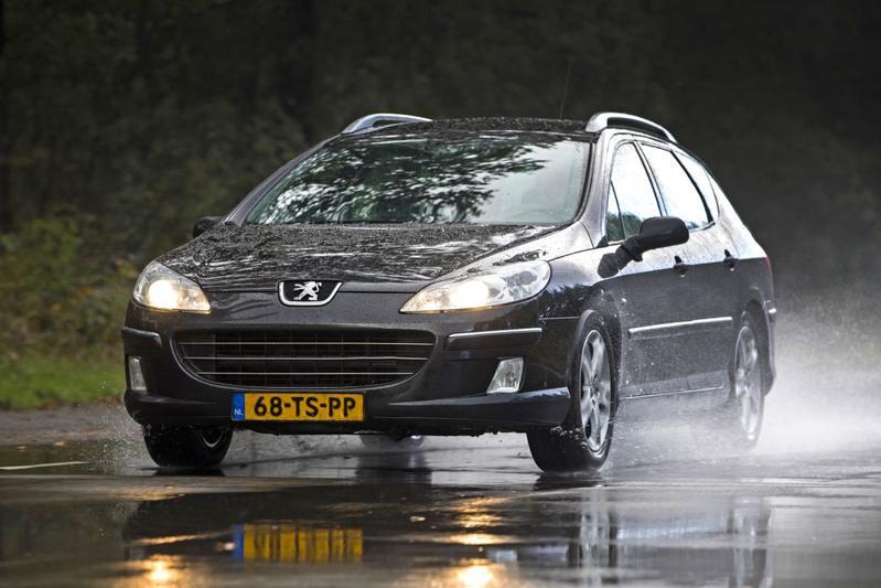 Peugeot 407 SW 2.0-16V - 2007 - 502.569 km - Klokje Rond