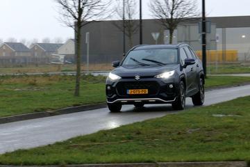 Suzuki Across - Achteruitkijkspiegel