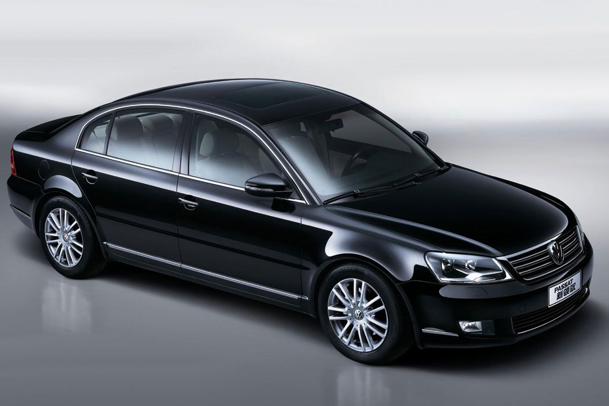 De Tweeling: Skoda Superb - Volkswagen Passat