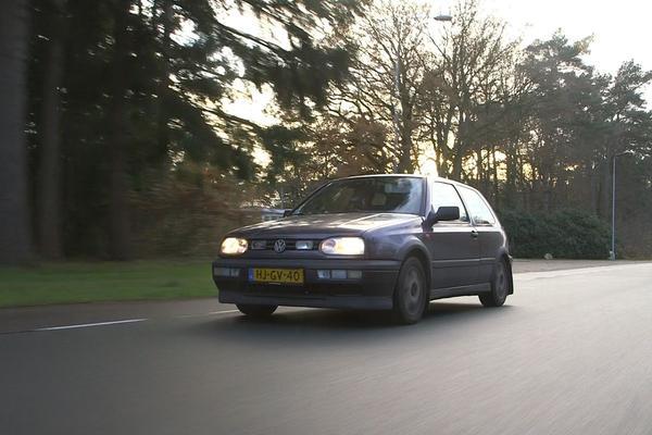 Volkswagen Golf GTI - 1994 - 588.456 km - Klokje R