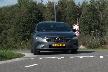 Achteruitkijkspiegel - Opel Insignia