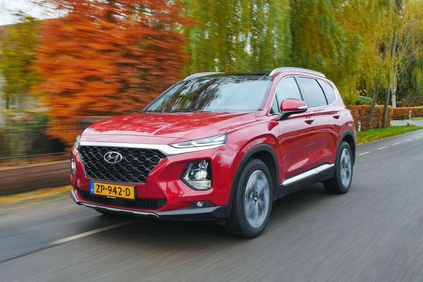 Hyundai Santa Fe - Eerste Rijtest