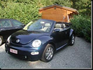 Volkswagen New Beetle Cabrio 1.9 TDI 105pk Highline (2005)