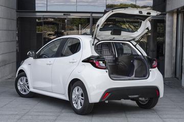 Toyota Yaris als hybride bestelwagen