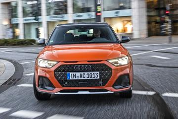 Audi A1 Citycarver - Eerste Rijtest
