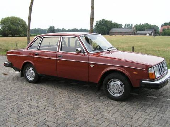 Volvo 244 DL (1980)