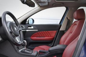 Alfa Romeo 159 Sportwagon 1.9 JTDm 16v TI (2009)