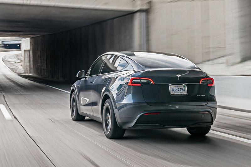 Tesla Model Y USA amerika