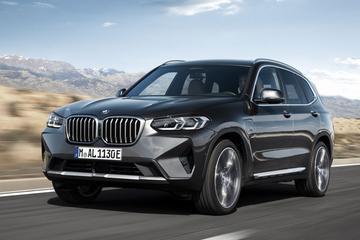 BMW X3 en X4 vernieuwd