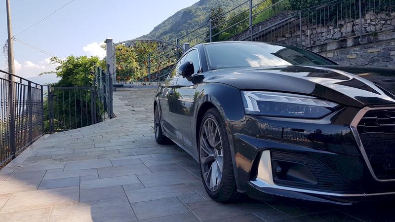 Audi A5 Sportback 40 TFSI Pro Line (2020)