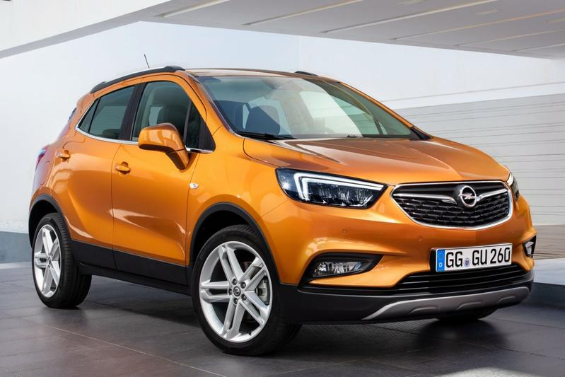 Opel Mokka X 1.4 Turbo Innovation (2017)