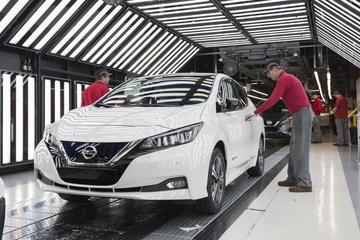 Levertijden Nissan Leaf ingekort