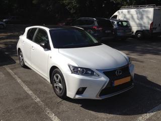 Lexus CT 200h Hybrid 25th Edition (2015)