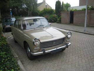 Peugeot 404 (1967)