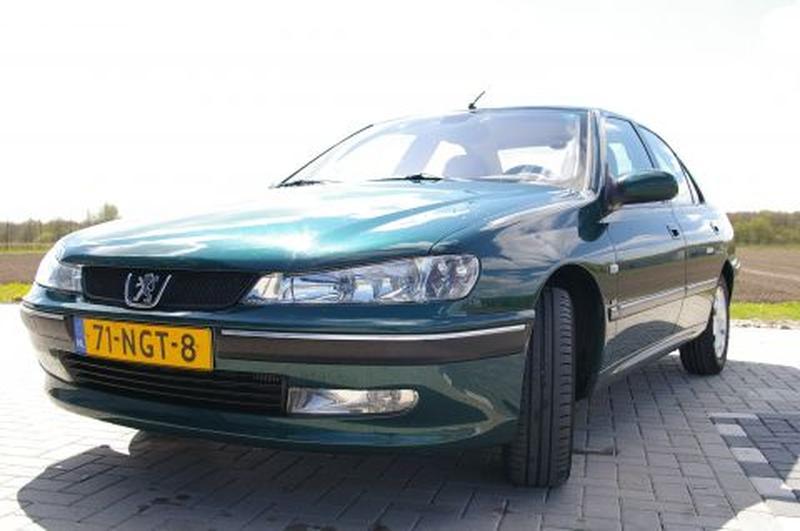 Peugeot 406 SRX 2.0 HDI 110pk (2002)
