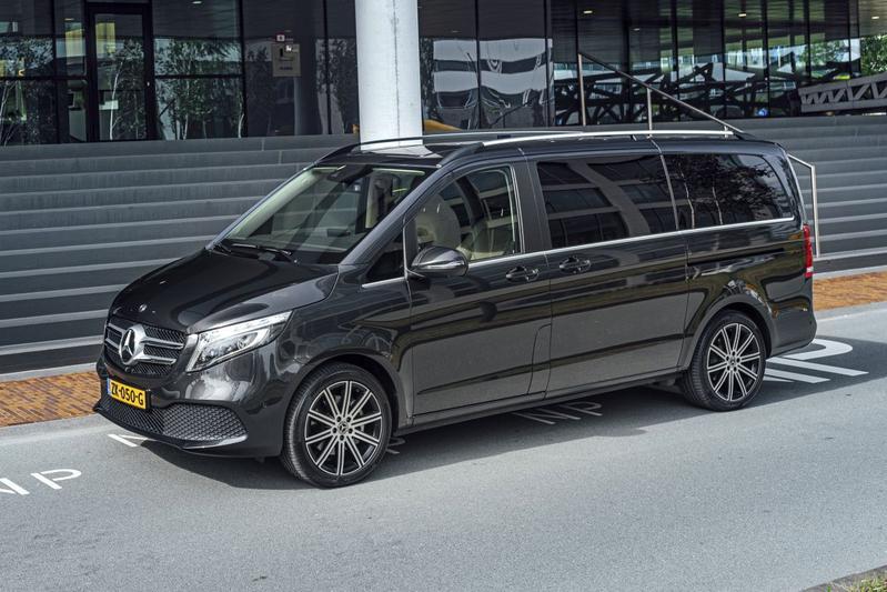 Mercedes-Benz V-klasse bus taxi