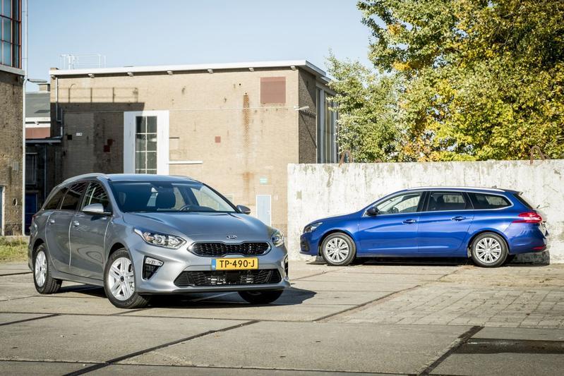 Kia Ceed Sportswagon vs. Peugeot 308 SW - Dubbeltest