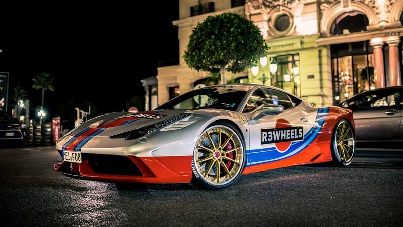 Top Marques Monaco 2017 supercars gto