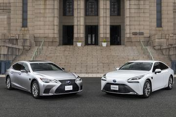 Toyota en Lexus: semi-autonoom met Advance Drive in Japan