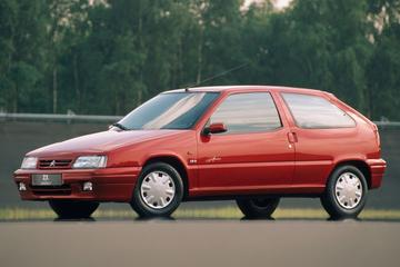 Citroën ZX 1.6i SX (1996)