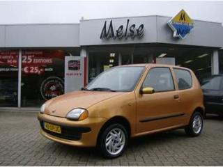 Fiat Seicento 1100 i.e. Hobby (1999)