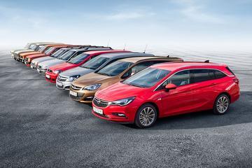 Nieuwe Opel Astra niet alleen uit Rüsselsheim