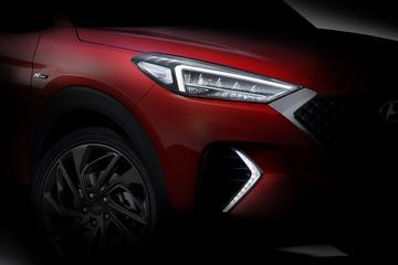 Hyundai Tucson krijgt N-Line-variant