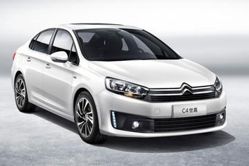 Nieuwe Citroën C4 Sedan voor China