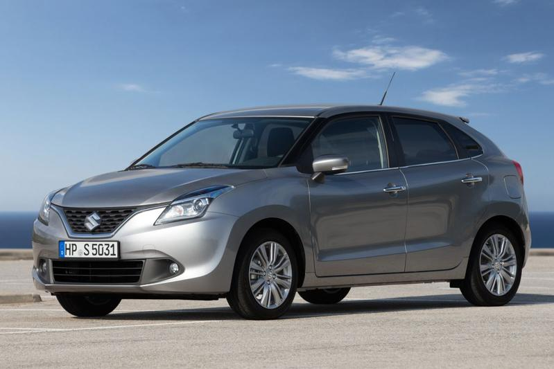 Suzuki Baleno 1.2 Exclusive (2019)