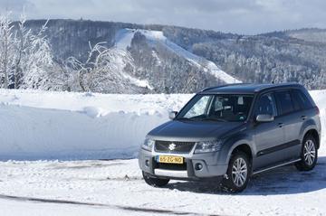 Suzuki Grand Vitara 2.0 Exclusive (2008)