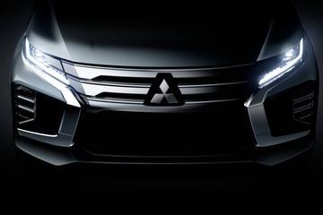 Mitsubishi schetst vernieuwde Pajero Sport