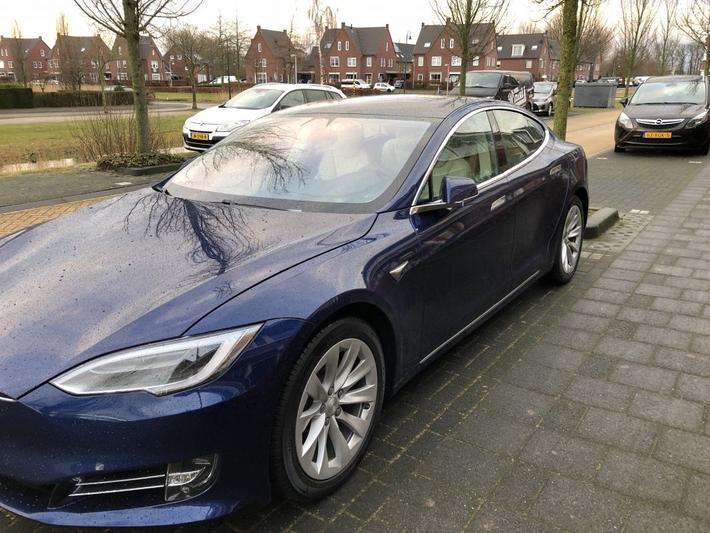 Tesla Model S 75d >> Tesla Model S 75d 2018 Review Autoweek Nl