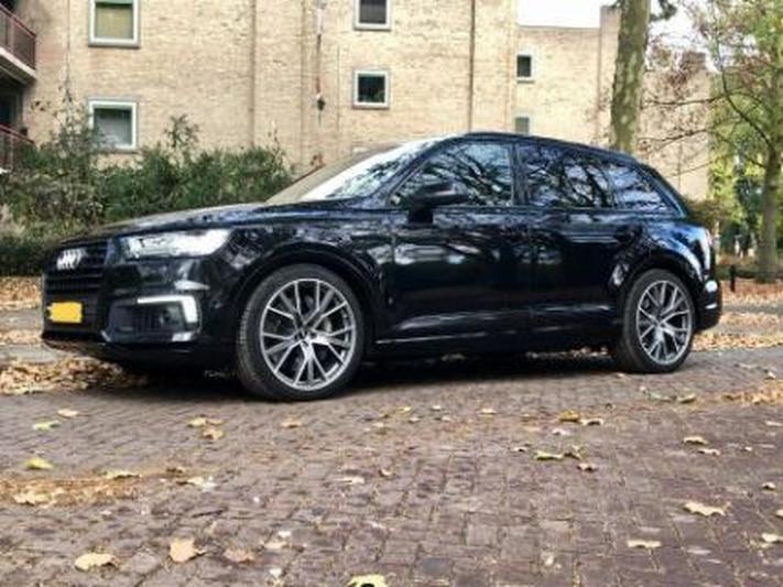 Audi Q7 3.0 TDI e-tron quattro Pro Line S (2016)