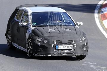Hyundai i20 N verkent de Nürburgring