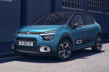 Citroën C3 van huidige generatie bereikt mijlpaal