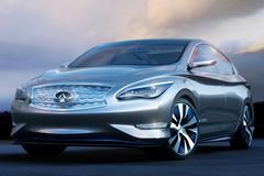 Infiniti toont elektrische conceptauto in Detroit