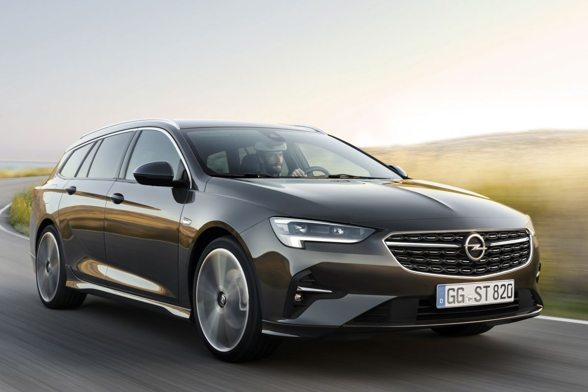 Opel Insignia II Restyling (2019) 8