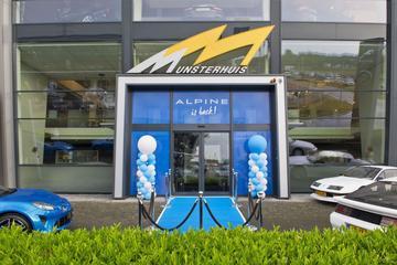 Alpine Centre Hengelo geopend