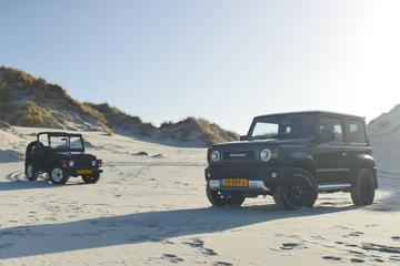 Suzuki Jimny – Suzuki LJ80 – Oud en Nieuw