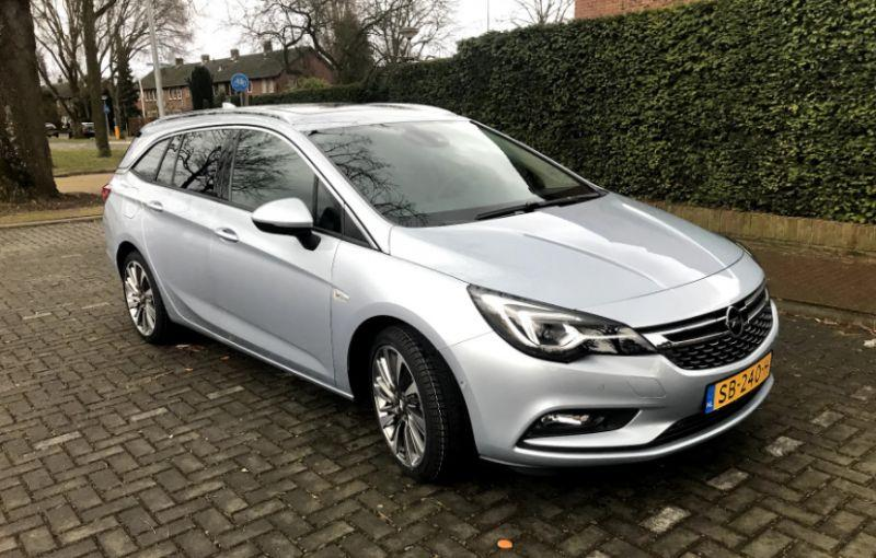 Opel Astra Sports Tourer 1.4 Turbo Business Executive (2018)