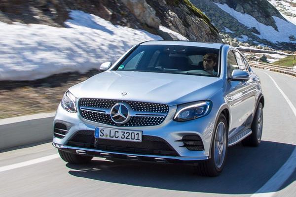 Mercedes-Benz draait top-kwartaal