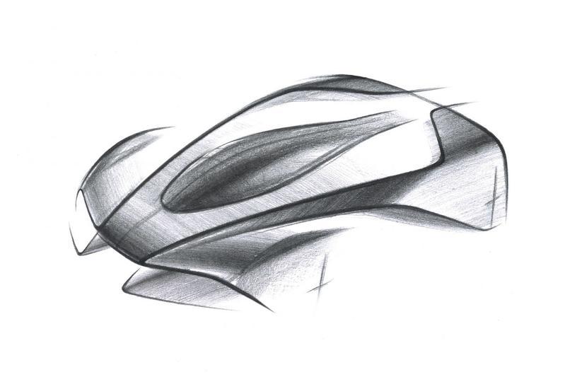 Aston Martin kondigt nieuwe hypercar aan